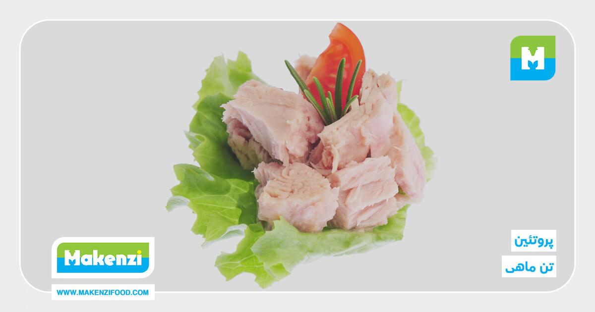 پروتئین تن ماهی