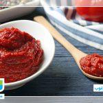 تشخیص رب گوجه فرنگی مرغوب